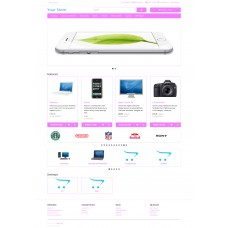 OpenCart template color changer or customizer