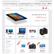 SP Orange Joomla! Template for JooCart